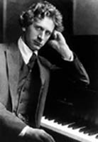 George Percy Grainger page with free midi's to download